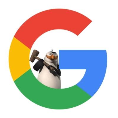 La pénalité Google Pingouin